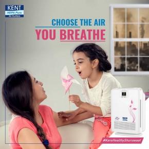 Purificator aer cu filtre HEPA Kent Alps Plus
