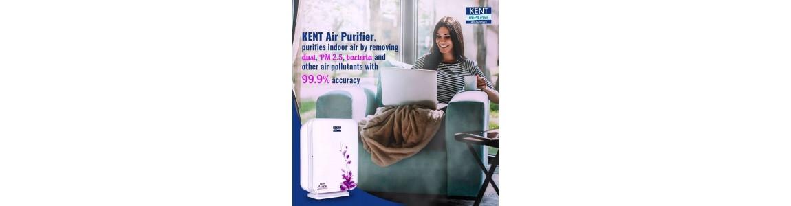 Purificatoare aer cu filtru HEPA si ozon