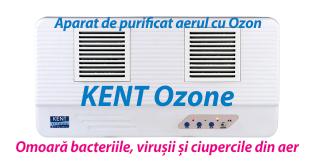 Kent Ozone purificator aer cu ozon