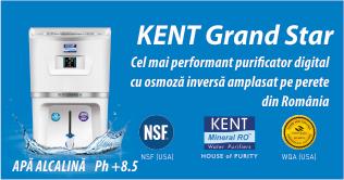 Kent Grand Star purificator digital de apa alcalina